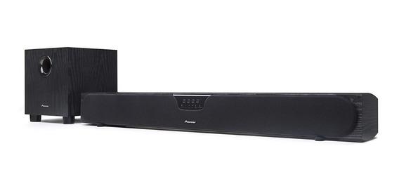 Soundbar Caixas De Som Pioneer Sp-sb23w - Preto