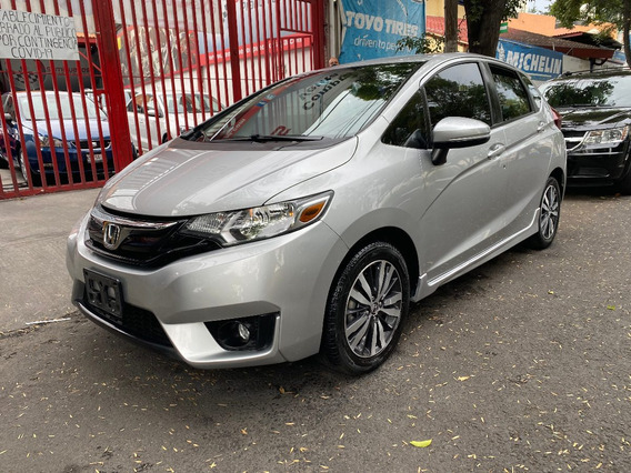 Honda Fit 2016 Hit Factura Agencia Impecable Automatico