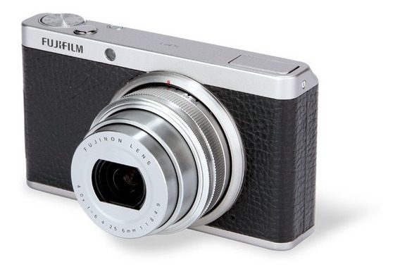 Camera Fotografica Digital Fujifilm Xf1 Prreta Retro