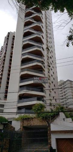 Imagem 1 de 19 de Apartamento Com 4 Dormitórios À Venda, 217 M² Por R$ 1.380.000,00 - Santana (zona Norte) - São Paulo/sp - Ap0809