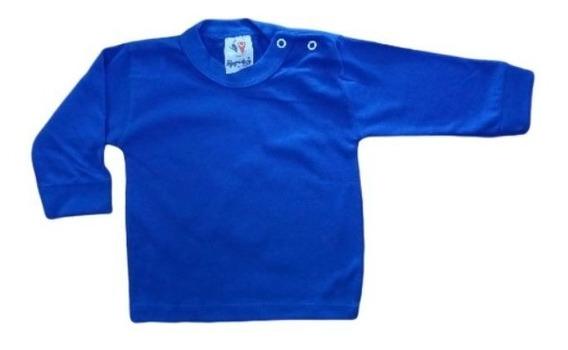 Camiseta Bebê Lisa 100% Algodão Ideal Para Patchwork Kit C/3