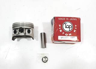 Kit Piston Top Japon Honda Xr 250 86/95 Solomototeam