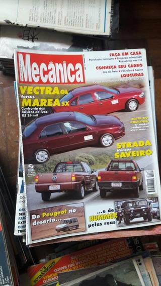 Lote De Revistas Oficina Mecanica