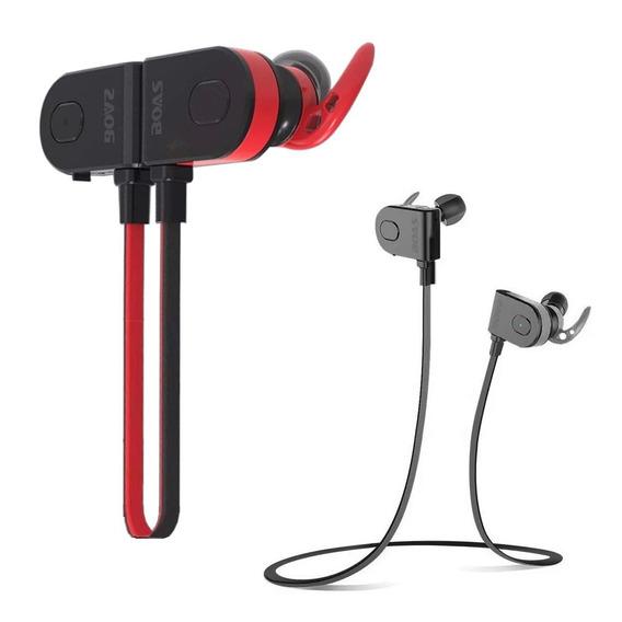Fone De Ouvido Bluetooth 4.1 Headset Sem Fio Boas Lc-706