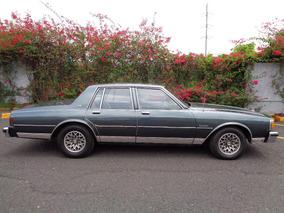 Chevrolet Caprice 1982 Clasico
