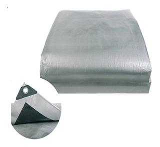 Lona Carpa Toldo Uso Rudo Impermeable 3 X 4 Proteccion Uv