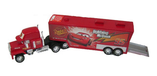 Cars Camion Mack Rayo Macqueen Juguete A Friccion Ditoys