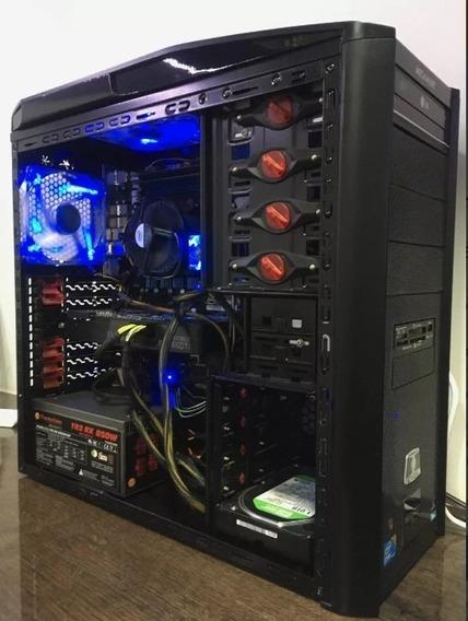 Computador Megaware I7 920 2.66ghz 8gb Ddr3 1tb Evga 660ti