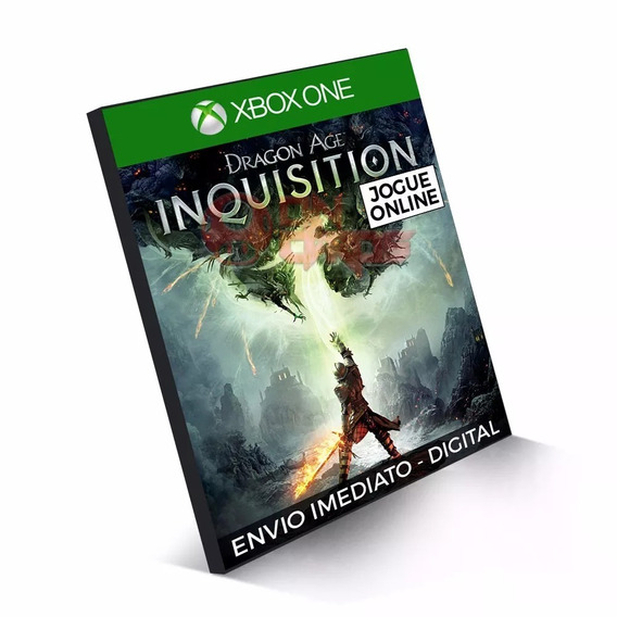 Dragon Age: Inquisition - Xbox One - Envio Digital Online