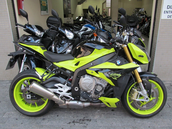 Bmw S1000 R Abs 2015 Preta
