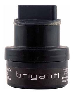 Pomada Crema Zapatos Cuero Negra Color Briganti - Acc07110
