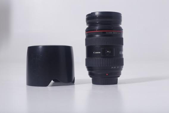 Lente 24-70 Canon F2.8