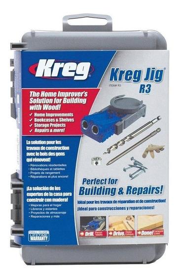 Sistema De Ensamblaje Kreg Jig R3 -oferta Hasta Agotar Stock