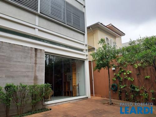 Imagem 1 de 15 de Casa Assobradada - Jardim Paulista  - Sp - 617593