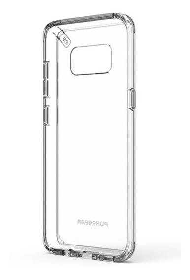 Protector Pure.gear Slim Shell P/samsung Galaxy S8 Nuevos!!