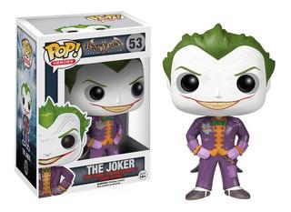 Funko Pop! Heroes #053 Arkham Asylum The Joker Nortoys