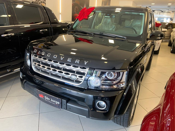 Land Rover Discovery 4 Sdv6 2015