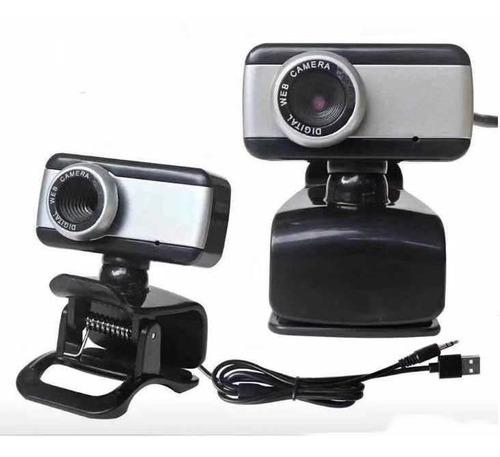 Camara Web Digital  Con Microfono Estudiante
