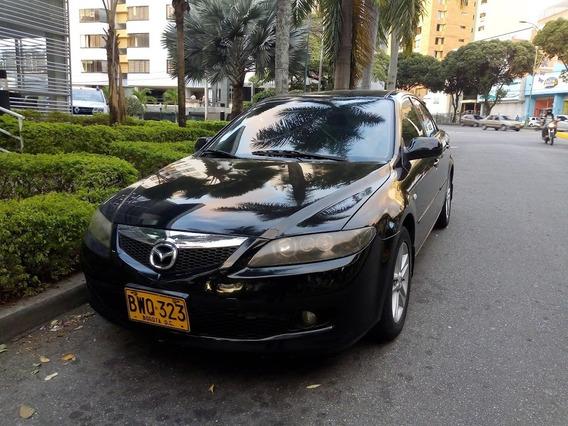 Mazda 6 Negro Vidrio Semipolarizado