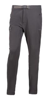 Pantalon Hombre Grey Q-dry Pant Gris Oscuro Lippi