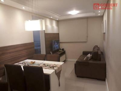 Apartamento Com 2 Dormitórios À Venda, 44 M² Por R$ 190.000 - Cidade Parque São Luiz - Guarulhos/sp - Ap0917
