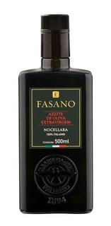 Azeite Italiano De Oliva Extra Virgem Nocellara Fasano 500ml