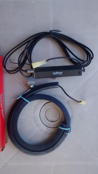 Antena Invisível Olimpus