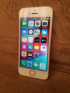 iPhone 5s Prata 16g