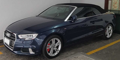 Audi A3 Cabriolet Ambition 2.0 Tfsi