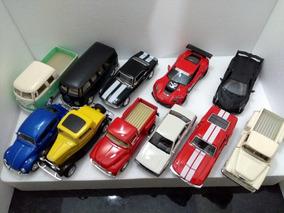 Miniatura Kit C/17 Unidades Escala 1:32 Varios Modelos