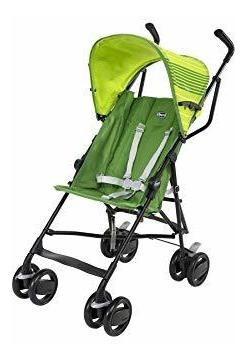 Carrinho De Bebê Chicco Snappy Verde