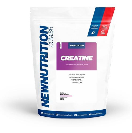 Creatina Monohidratada - 1000g - Newnutrition