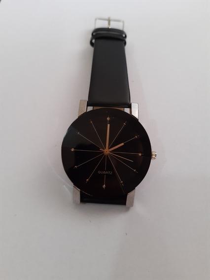 Relógio Casual Black