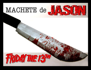 Machete Cuchilla De Jason, Myers, Purga, Terror, Freddy, Fx