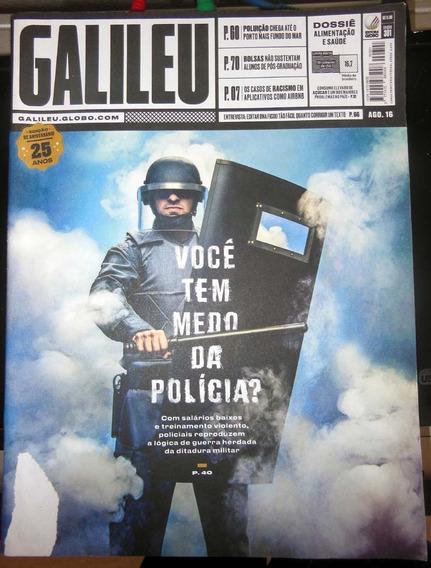 Revista Galileu 301 Ago 2016 Policia Militar
