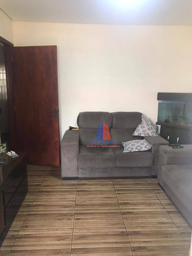Casa Com 3 Dormitórios À Venda, 100 M² Por R$ 330.000 - Conserva - Americana/sp - Ca1579