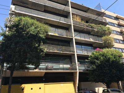 Loft Monoambiente En Renta Colonia Del Valle, Parroquia