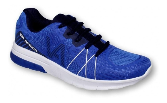 Tenis Deportivos Azul Rey-mod.1801vi5381510