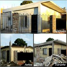 Constructor/obra Nueva/refacción/hormigón/instalaciones