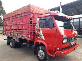 Caminhão Gaiola Boiadeira Vw 7110s, Raridade, Original!
