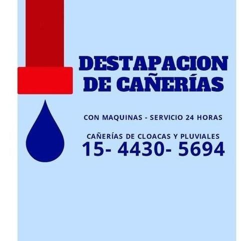 Destapaciones Terrazas De Quilmes