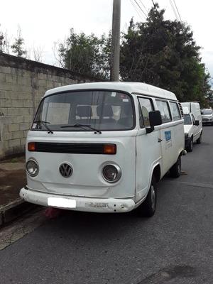 Volkswagen Kombi, Branco