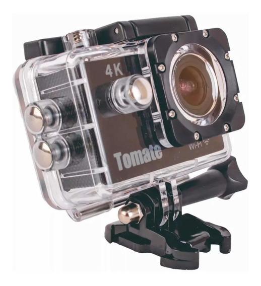 Câmera E Filmadora 4k E Wifi Mt-1090k / 1080p /tomate