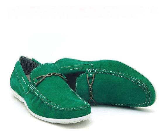 Mocassim Masculino Atron Shoes Varias Cores 571