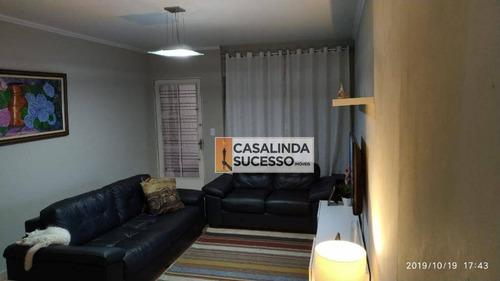 Sobrado Com 3 Dormitórios À Venda, 83 M² Por R$ 480.000 - Vila Matilde - São Paulo/sp - So0975
