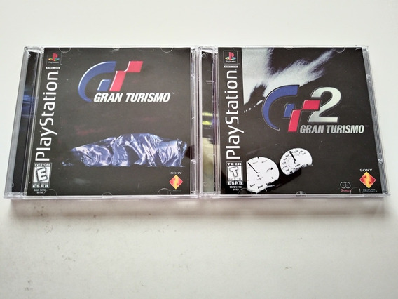 Gran Turismo Collection - Psone Patch