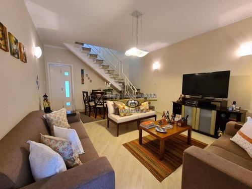 Imagem 1 de 29 de Sobrado Com 3 Dormitórios Para Alugar, 126 M² Por R$ 3.000,00/mês - Tatuapé - São Paulo/sp - So1549