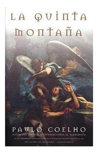 Libro Físico Novela Paulo Coehlo Best Seller Quinta Montaña