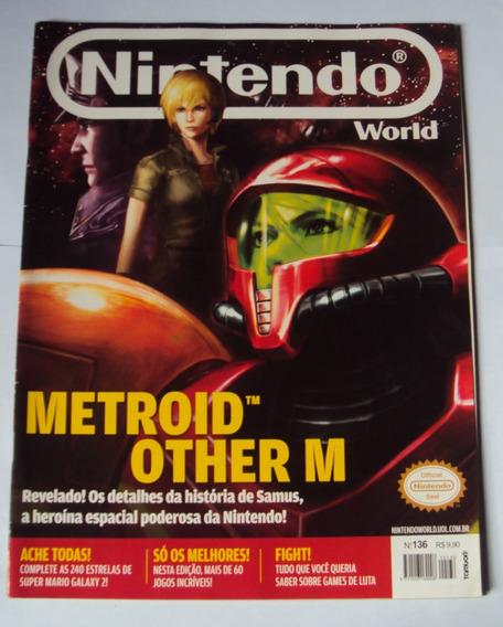 Revista Nintendo World - Edição Nº 136