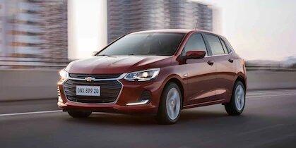 Nuevo Chevrolet Onix 5ptas 1.2n 0km.